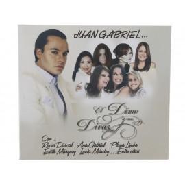 Juan Gabriel El Divo y sus Divas CD + DVD - Envío Gratuito