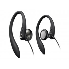 Audífonos Philips SHS3200/37 Negro - Envío Gratuito