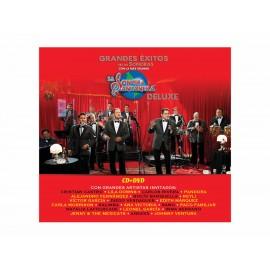 Grandes Éxitos de las Sonoras con la más Grande Edición de Lujo Sonora Santanera CD + DVD - Envío Gratuito