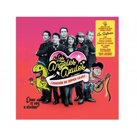Sony Music Los Angeles Azules Edición de Lujo CD+DVD - Envío Gratuito