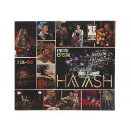 Ha Ash Primera Fila Hecho Realidad CD + DVD - Envío Gratuito