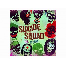 Suicide Squad The Album CD - Envío Gratuito