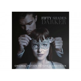Fifty Shades Darker CD - Envío Gratuito