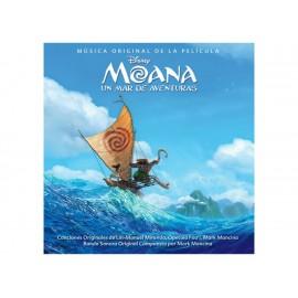 Disney Moana Un Mar de Aventuras CD - Envío Gratuito
