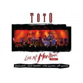 Toto Live At Montreux 1991 DVD - Envío Gratuito