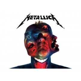 Metallica Hardwired To Self Destruct Deluxe CD 3 - Envío Gratuito
