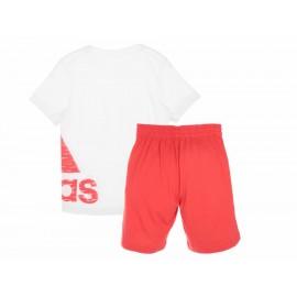 Conjunto deportivo Adidas LK Logo Sum Set - Envío Gratuito