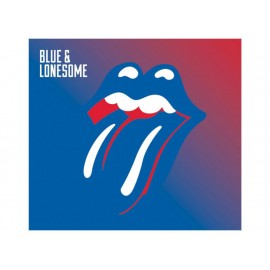 The Rolling Stones Blue & Lonesome CD - Envío Gratuito
