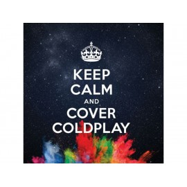 Keep Calm and Cover Coldplay CD - Envío Gratuito