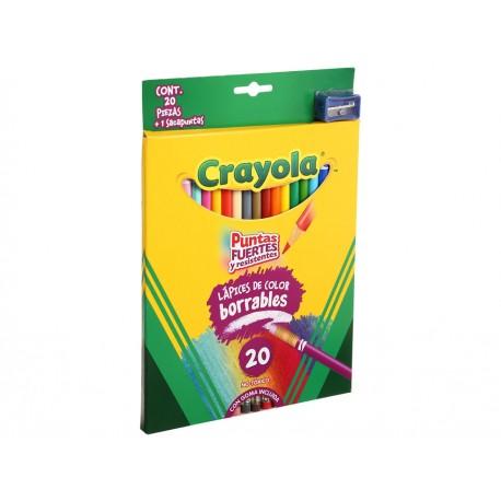 Crayola Colores Borrables 68-4420 - Envío Gratuito