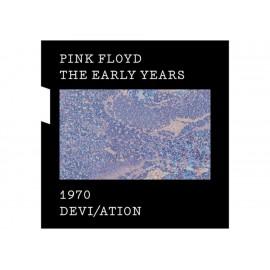 Devi/ation Pink Floyd CD,DVD y BR - Envío Gratuito