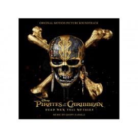 Geoff Zanelli Piratas del Caribe: La Venganza de Salazar CD - Envío Gratuito
