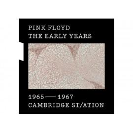 1965-67 Cambridge Pink Floyd 2 CD DVD Blu-Ray - Envío Gratuito