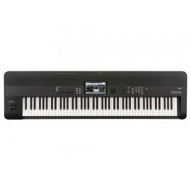 Korg Piano Digital Krome-88 Negro - Envío Gratuito