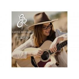Griss Romero Mis Canciones de la Web CD - Envío Gratuito