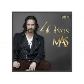 Marco Antonio Solís 40 años CD - Envío Gratuito
