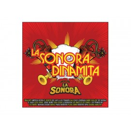 Sonora Dinamita Juntos por la Sonora CD + DVD - Envío Gratuito