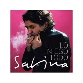 Joaquín Sabina Lo Niego Todo CD - Envío Gratuito
