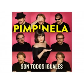 Son Todos Iguales Pimpinela CD - Envío Gratuito