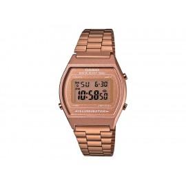 Casio Classic B640WC-5AVT Reloj para Dama Color Cobre - Envío Gratuito