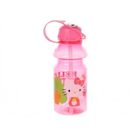 Siglo XXI Botella Deportiva Hello Kitty Rosa - Envío Gratuito