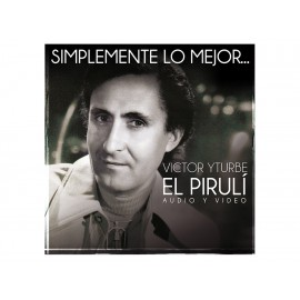 Victor Yturbe Simplemente lo Mejor CD+DVD - Envío Gratuito