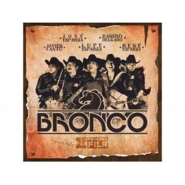 Bronco Primera Fila CD + DVD - Envío Gratuito