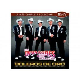 La Más Completa Colección Los Invasores de Nuevo León 2 CD's - Envío Gratuito
