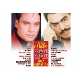 Sony Music Joan Sebastián y Juan Gabriel Frente a Frente CD + DVD - Envío Gratuito