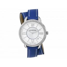 Reloj para dama Swarovski Aila Day Double 5095944 azul marino - Envío Gratuito