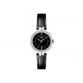 Tissot Belle / New Lady T0942101605100 Reloj para Dama Color Negro - Envío Gratuito
