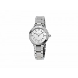 Frederique Constant Classics FC-200WHD1ER36B Reloj para Dama Color Acero - Envío Gratuito