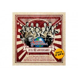 60 Aniversario Sonora Santanera 2 LPS - Envío Gratuito