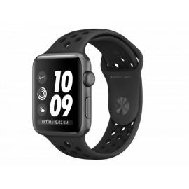 Apple Watch Nike Series 2 38 mm Gris Espacial - Envío Gratuito