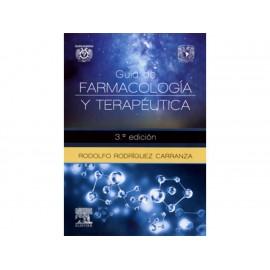 Guía de Farmacología y Terapéutica - Envío Gratuito