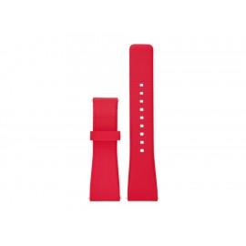 Michael Kors Correa para Reloj Bradshaw Strap Color Rojo - Envío Gratuito