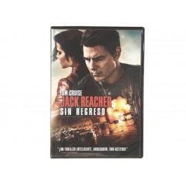 Jack Reacher Sin Regreso DVD - Envío Gratuito
