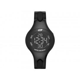 Skechers Women's Oval Digi SR2027 Reloj para Dama Color Negro - Envío Gratuito