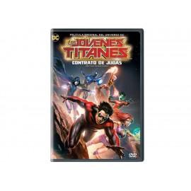Los Jóvenes Titanes: Contrato de Judas DVD - Envío Gratuito