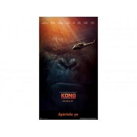 Kong La Isla Calavera DVD - Envío Gratuito