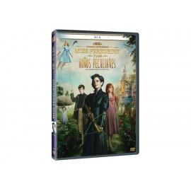Miss Peregrine y los Niños Peculiares DVD - Envío Gratuito