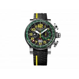 Reloj para caballero Graham Silverstone 2BLCH.B33A.K84S negro - Envío Gratuito