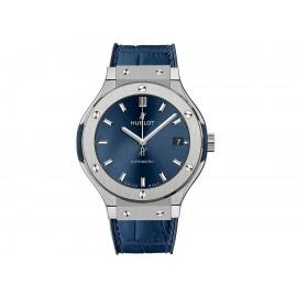Reloj para dama Hublot Classic Fusion 565.NX.7170.LR azul - Envío Gratuito