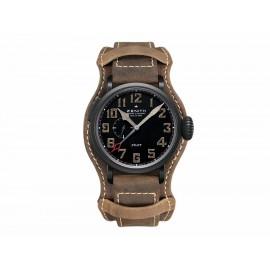 Zenith Pilot Type 20 GMT 96.2431.693/21.C738 Reloj para Caballero Color Café - Envío Gratuito