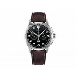 Reloj para caballero Zenith Pilot 03.2410.4010/21.C722 café - Envío Gratuito