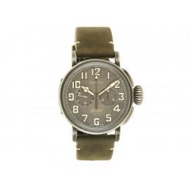 Zenith Heritage 11.2430.4069/21.C773 Reloj para Caballero Color Verde - Envío Gratuito