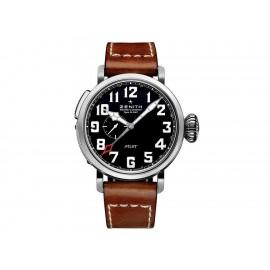 Reloj para caballero Zenith Pilot 03.2430.693/21.C723 café - Envío Gratuito