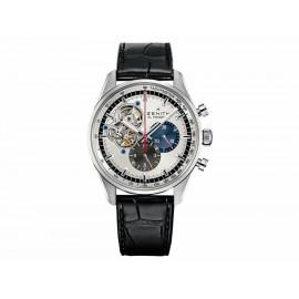 Reloj para caballero Zenith El Primero 03.2040.4061/69.C496 negro - Envío Gratuito