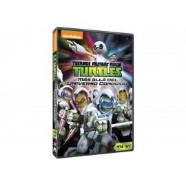 TMN Turtles más Alla del Universo Conocído DVD - Envío Gratuito