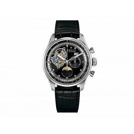 Reloj unisex Zenith El Primero 03.2160.4047/21.C714 negro - Envío Gratuito